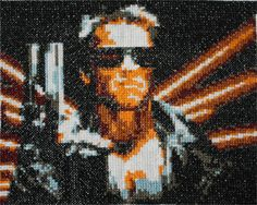 terminator cross stitch