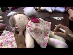 Boneca Thaty - Vanda Marconi