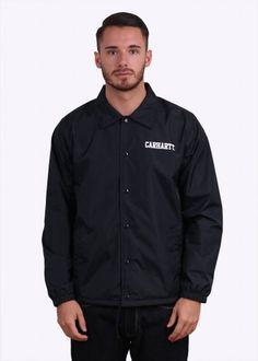 Carhartt College Coach Jacket - Dark Navy