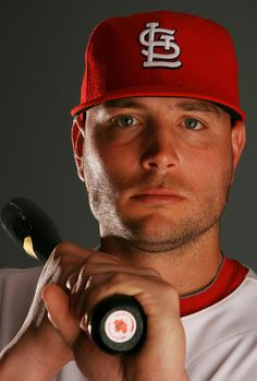 Matt Holiday, why do you have to play for the wrong team.  I don't care who won the series last year.
