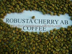 Coffee AB Cherry Robusta