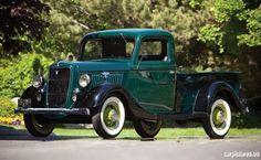 1935 Ford V8 1-2 Ton Pickup Truck