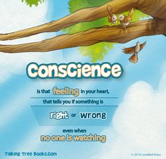 What happens if you raise a child without a conscience? Explore our what is conscience definition for kids for free resources about teaching conscience. Good Character Traits, Good Traits, Help Teaching, Quotes For Kids, Definitions, Lesson Plans, Positive Quotes, Told You So, Inspirational Quotes