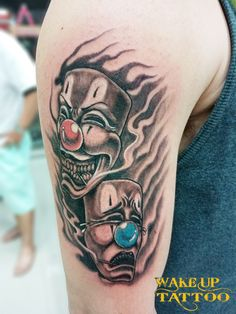 How do you choose place get tattoo in Patong?It's exactly Wake up Tattoo Phuket.He has been working in the field of tattoo for 22 years.