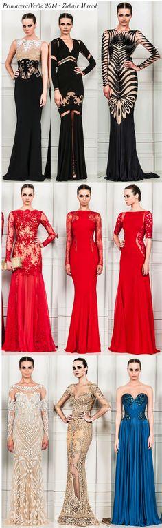 A nova coleção do Zuhair Murad | Fashionismo | Thereza Chammas