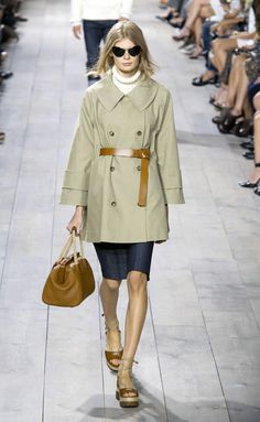 Michael Kors - NYFW Spring/Summer 2015 - www.so-sophisticated.com