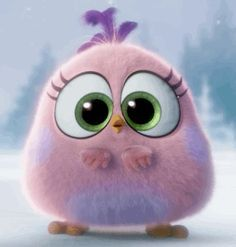 hatchlings GIF by Angry Birds Angry Birds, Bird Drawings, Cute Drawings, Gif Animé, Animated Gif, Vogel Gif, Bird Gif, Cute Love Gif, Disney Phone Wallpaper