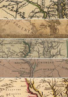 www.mercurialpwathways.com Washington Dc, Vintage World Maps