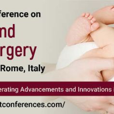 It is our great pleasure to invite you to participate in the 5th International #Conference on #Pediatrics and #Pediatric #Surgery (Pediatrics Surgery 2020) which will take place 11-12 #March 2020 in #Rome, #Italy.