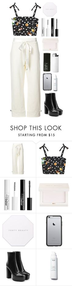 """""""Earth"""" by mode-222 ❤ liked on Polyvore featuring Puma, MANGO, Charlotte Russe, NARS Cosmetics, OtterBox and Alexander Wang"""