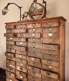 dreamy drawers.