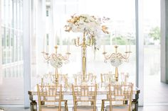 white and gold wedding white wedding flowers gold wedding center pieces elegant wedding