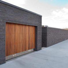 bovalls_inspiration_ytterdorrar_lango-st-teak-garageportar Teak, Garage Doors, Architecture, Inspiration, Outdoor Decor, Merry, Home Decor, Blog, Handmade
