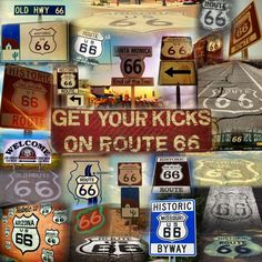 Route-66-Signs daily