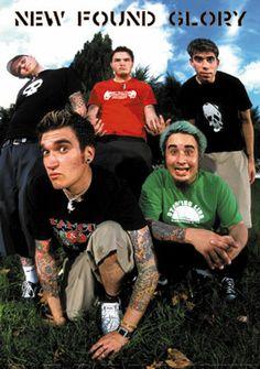 New Found Glory<3 Warped Tour 2012<3