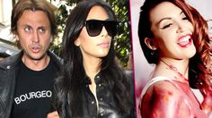Jonathan Hay involved in controversy surrounding Ashlee Holmes and Kim Kardashian. It was all a misunderstanding...
