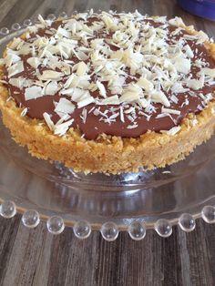 Envie d'une bonne tarte au chocolat maison ? En quelques minutes, et avec seulement 5 ingrédients, réalisez facilement ma recette !