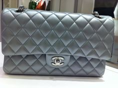 233baebc6bbb Chanel patent striated jumbo bag - fall 2012 | Chanel Love :) | Chanel  classic flap, Chanel, Bags