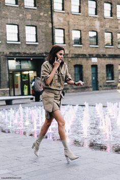 London_Fashion_Week-Spring_Summer_16-LFW-Street_Style-Collage_Vintage-Chritine_Centenera-Kahki-