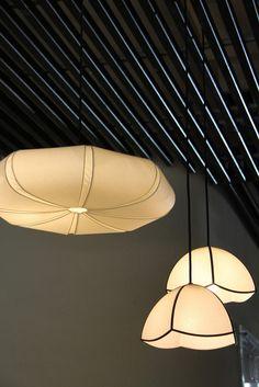 light fittings - Iyemon Salon Kyoto