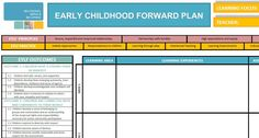 Preschool lesson plan template with objectives word free monthly curriculum planning literacy activities Early Childhood Program, Early Childhood Education, Curriculum Planning, Preschool Curriculum, Literacy Activities, Common Core Preschool, The Plan, How To Plan, Education Quotes For Teachers