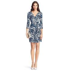 8e7337d2be0df8 Nwt Diane Von Furstenberg Silk Wrap Dress Wrap Around Dress