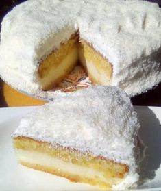 Greek Sweets, Greek Desserts, Ice Cream Desserts, Greek Recipes, Cookbook Recipes, Dessert Recipes, Cooking Recipes, Torte Cake, Little Chef
