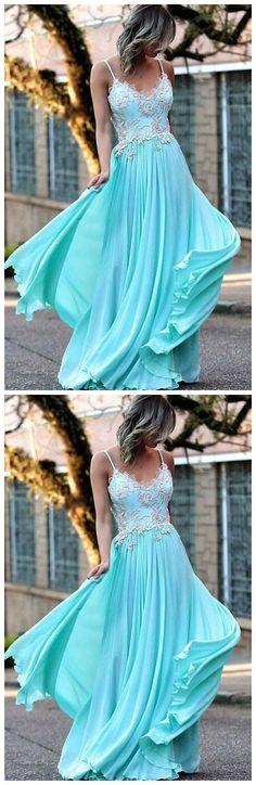 Prom Dresses ,Evening Dress,Sexy Prom Dresses,Spaghetti Straps Prom #prom #promdress #dress #eveningdress #evening #fashion #love #shopping #art #dress #women #mermaid #SEXY #SexyGirl #PromDresses