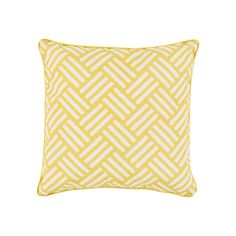 Decor 140 Bonnie Indoor / Outdoor Throw Pillow, Brt Yellow