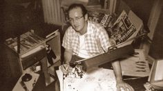 Co-creator of 'Spiderman' and 'Doctor Strange', Steve Ditko died at the age of 90 Comic Book Artists, Comic Artist, Comic Books Art, Stan Lee, Artist Workspace, Squirrel Girl, Book Creator, Steve Ditko, Book People