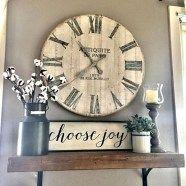 Best Farmhouse Living Room Makeover Decor Ideas 22