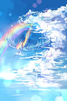 Rainbow dash MLP (doodle) by AquaGalaxy.deviantart.com on @DeviantArt