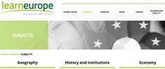Learn Europe - La dimensione europea da una prospettiva multidisciplinare