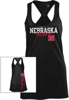 Product: University of Nebraska Huskers Women's Swing Tank Top