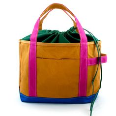 Tembea - Japanese bags - pinned for color inspiration for me to make my own
