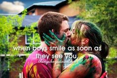 Things boys do we love.. <3