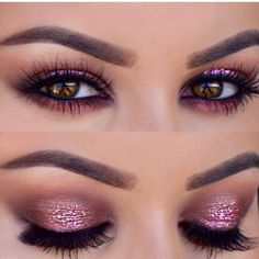 Valentine's Day Eye Looks