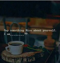 Say something nice about yourself. Im Happy Quotes, Sweet Life Quotes, Life Is Beautiful Quotes, Cute Quotes For Life, Happy New Year Quotes, Quotes About New Year, Positive Quotes For Life, Funny Quotes About Life, Love Yourself Quotes
