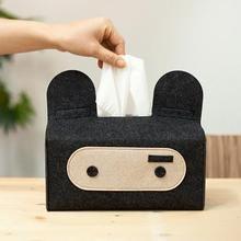 Full House - Rabbit Pattern Tissue Box Cover