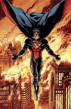 Superman of Days End