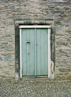 Shabby chic door in Ireland #COTM