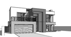 This house design measuring is for sale online. Browse 4 bedroom double storey house plans pdf, modern double storey house plans at lowest prices. Contemporary House Plans, Modern House Plans, Small House Plans, Modern House Design, Tuscan House Plans, Ranch House Plans, Dream House Plans, 4 Bedroom House Designs, 4 Bedroom House Plans