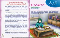 Kisah Asma'ul Husna Al-Waarits Kids Story Books, Stories For Kids, Islamic Messages, Islamic Quotes, Asma Allah, Doa, Kids And Parenting, Peace And Love, Muslim