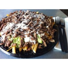Carne Asada Fries from Lolita's | 22 Delicious Junk Foods You Can Only Find In San Diego
