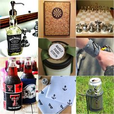 15 DIY Gifts For Men (Prepare Now For The Holidays!) - DIY Gift World