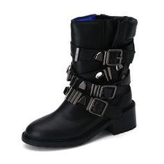 Jun Ji Hyun shoecomma bonnie shoes in My love from the star #wannabk #koreanshoes #blackboots