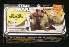 Vintage star wars toys...makes me feel old when they say vintage because I had this toy!! LOL