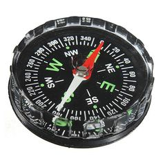 Mini Pocket Liquid Compass Outdoor Survival Navigation Tool - GhillieSuitShop