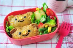Inari sushi bento box