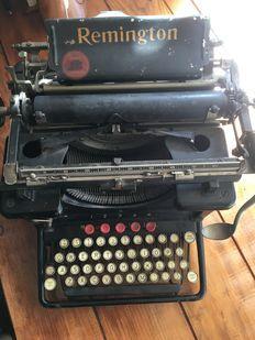 """Remington """"Standard""""  schrijfmachine"""
